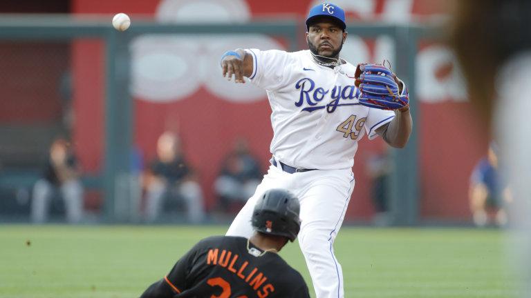 Orioles Royals Baseball