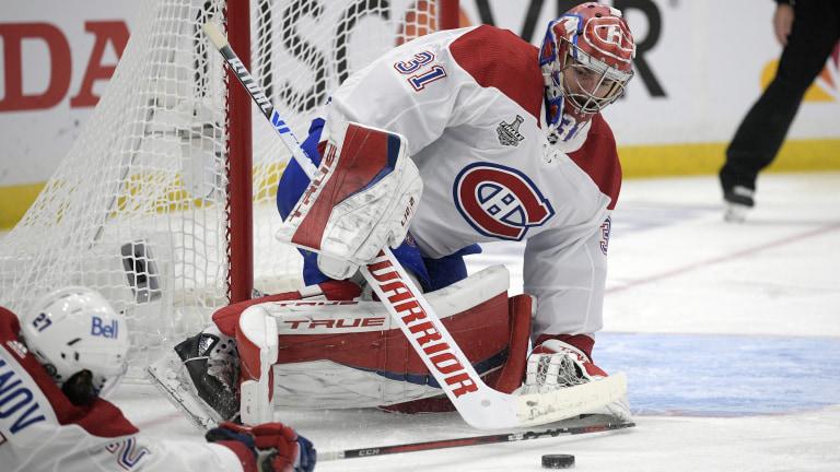 Expansion Draft Lists Hockey