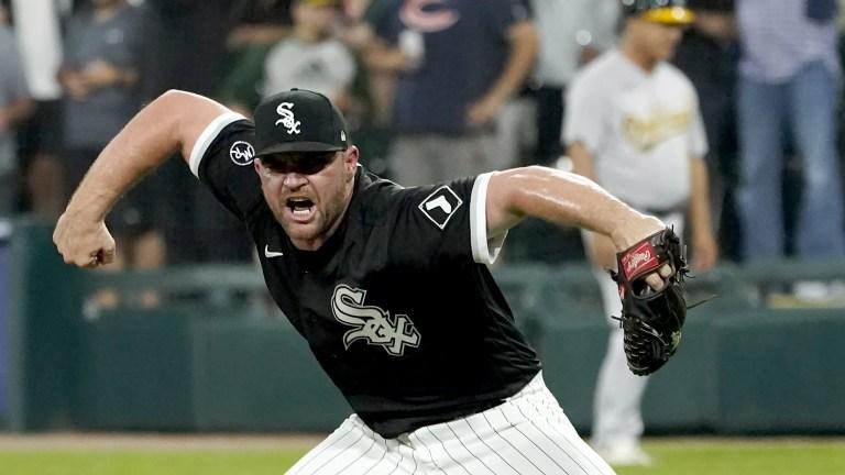 APTOPIX Athletics White Sox Baseball