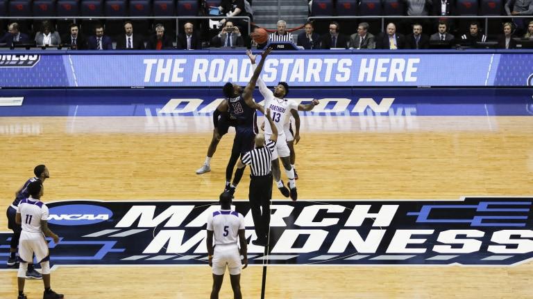 NCAA Compensating Athletes Basketball