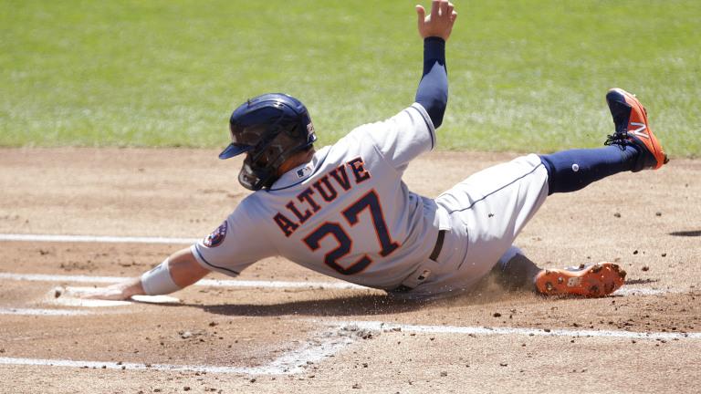 Astros Twins Baseball