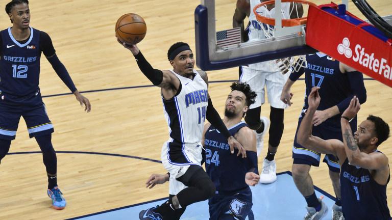 Magic Grizzlies Basketball