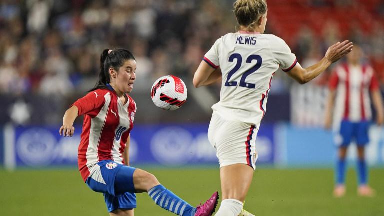 Paraguay US Soccer