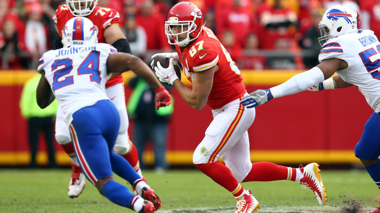Chiefs matchup with Bills pushed back four days as league