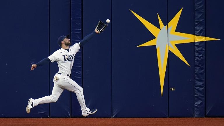 APTOPIX Astros Rays Baseball