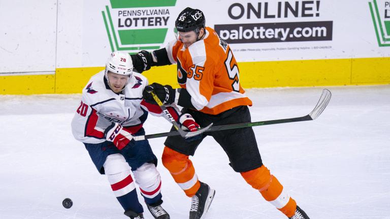 Capitals Flyers Hockey