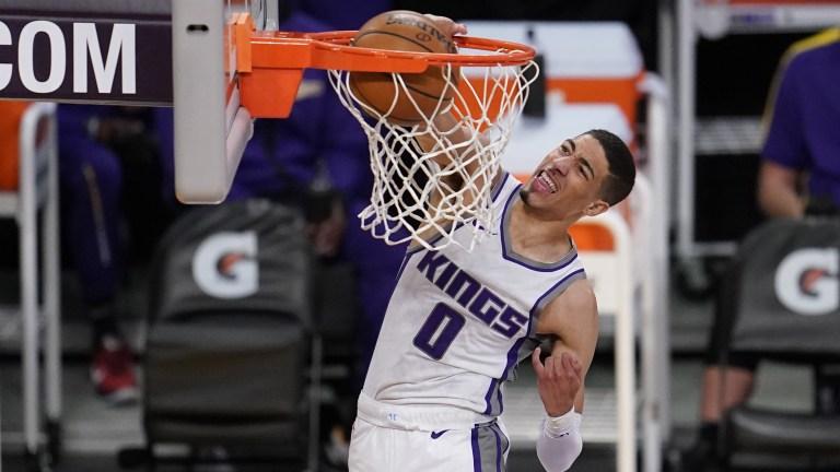 Kings Lakers Basketball