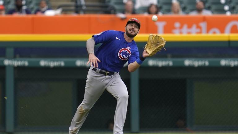 Cubs Tigers Baseball