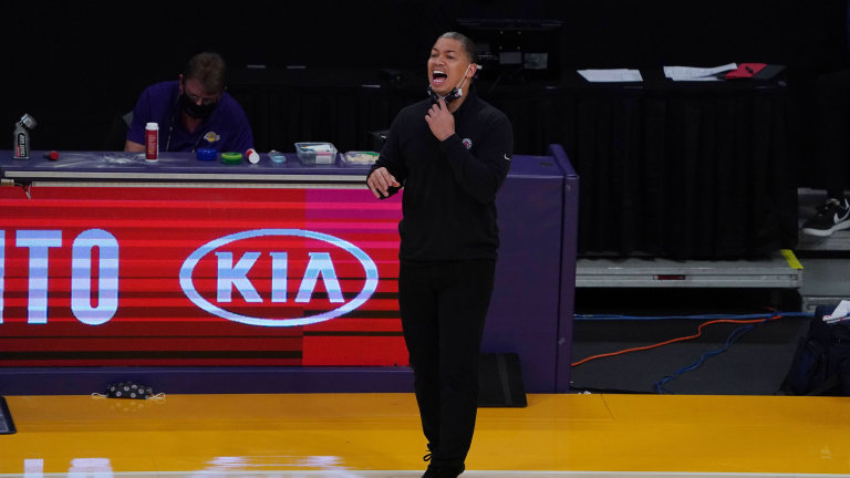 Tyronn Lue (Los Angeles Clippers)