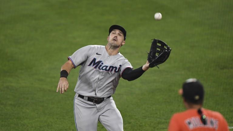 Marlins Orioles Baseball