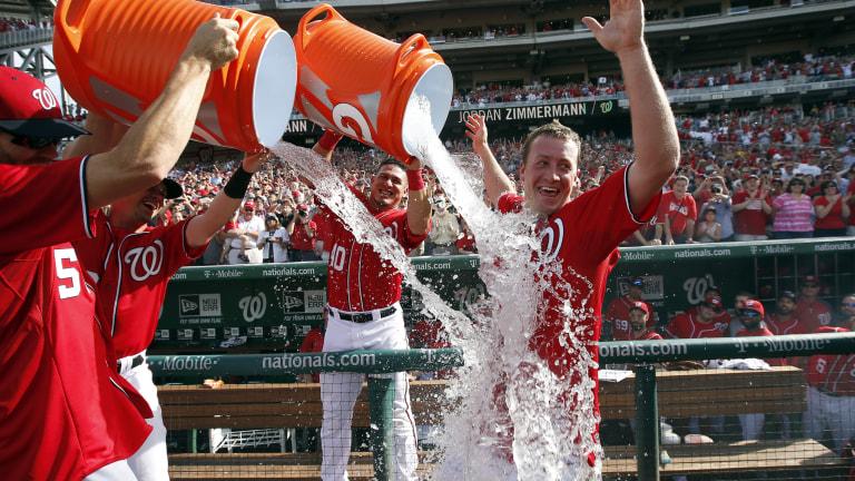 Brewers Zimmermann Retires Baseball Baseball