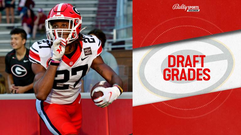 Packers draft grades