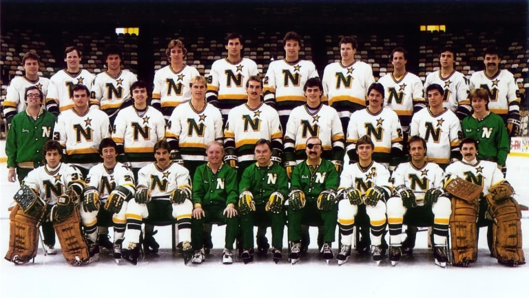 1984: North Stars vs. St. Louis W, 4-3 (OT) - Steve Payne drilled a backhand winner to ship the Stars to the Stanley Cup semifinals.