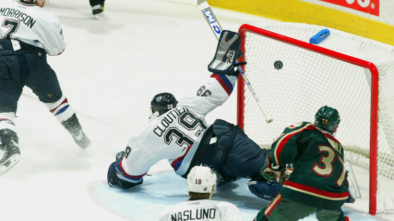 2003: Wild at Vancouver W, 4-2 - Pascal Dupuis scored two goals to secure the Wild's first and only trip to the conference finals.