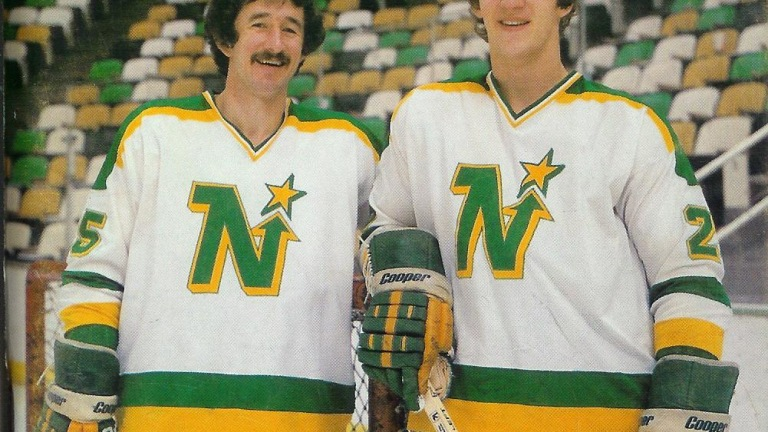 1980: North Stars at Montreal W, 3-2 - The Stars shocked the Canadiens in the second-round series.