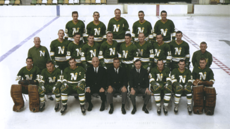 1968: North Stars at L.A. Kings W, 9-4 - The Stars were a No. 4 seed in their first season and nearly advanced to the Stanley Cup Final.